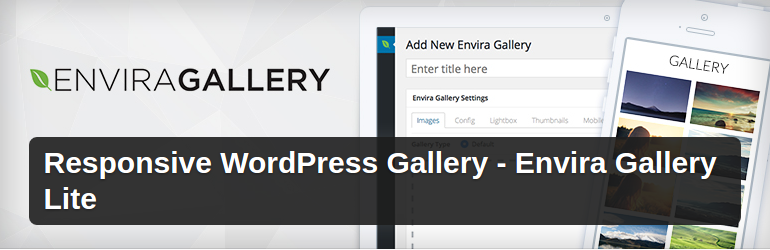 Envira WordPress Gallery Plugin