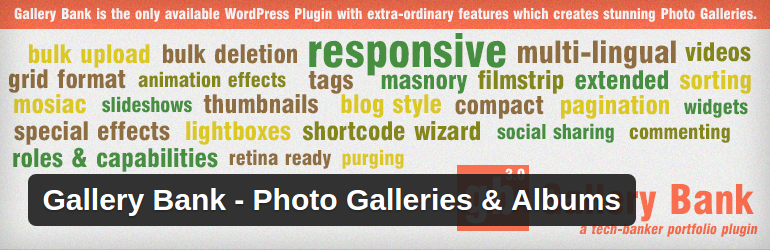 Gallery Bank WordPress Plugin
