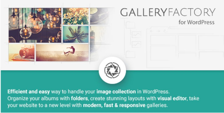 Gallery Factory WordPress Plugin